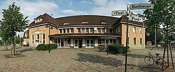 Bahnhof  Ahlen