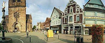 Marienplatz  Ahlen