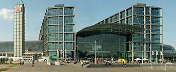 Berlin Hauptbahnhof  Berlin