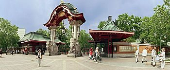 Berliner Zoo Berlin
