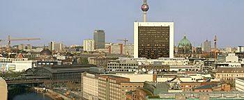 Blick auf Berlin Berlin