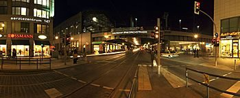Friedrichstraße Bahnhof Berlin