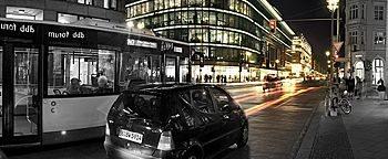 Friedrichstraße Ecke Berlin
