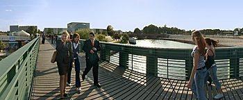 Gustav-Heinemann-Brücke Berlin