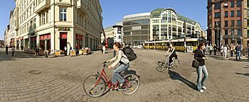 Hackescher Markt Berlin
