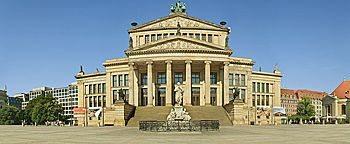 Konzerthaus Gendarmenmarkt  Berlin