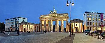 Pariser Platz 2004 Berlin