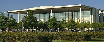 Paul-Löbe-Haus am Reichstag Berlin