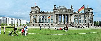 Platz der Republik Berlin