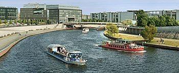 Spree-Schifffahrt Berlin