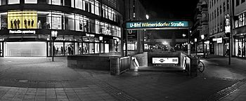 U-Bahnhof Wilmersdorfer Straße Berlin