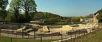 Ausgrabungen Sparrenburg Bielefeld