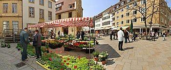 Blumenmarkt Bielefeld