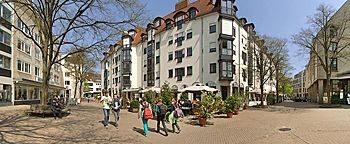 Bunnemannplatz Bielefeld
