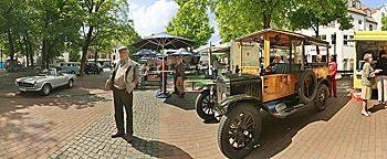 Oldtimer Bielefeld