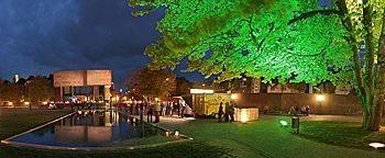 Parkbeleuchtung  Bielefeld