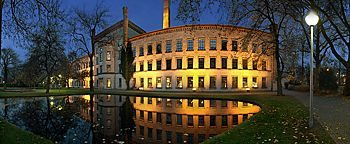 Ravensberger Spinnerei Bielefeld