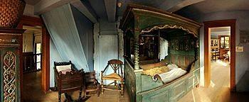 Schlafkammer Bauernhaus-Museum Bielefeld