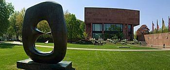 Skulpturenpark 2011  Bielefeld