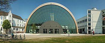 Stadthalle Portal  Bielefeld