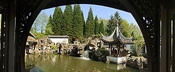 Chinesischer Garten  Bochum
