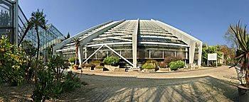 Gewächshäuser Botanischer Garten Bochum