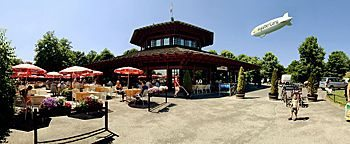 Parkrestaurant Rheinaue  Bonn