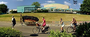 Promenade Beethovenhalle  Bonn
