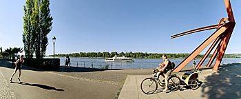 Rheinpromenade Bonn