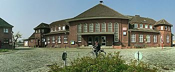 Bahnhof  Bramsche