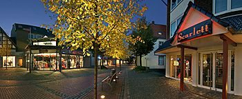 Fußgängerzone Bramsche