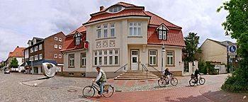 Münsterplatz  Bramsche
