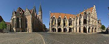 Altstadt-Rathaus  Braunschweig