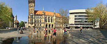Am Rathaus  Braunschweig