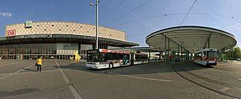 Hauptbahnhof  Braunschweig