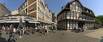 Kleine Burg  Braunschweig