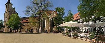 Magniviertel  Braunschweig