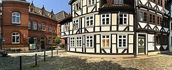 Michaelisviertel  Braunschweig