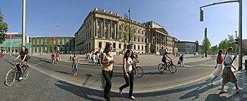Schlossplatz  Braunschweig