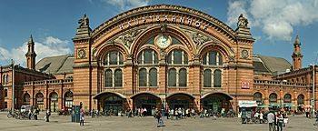 Bremen Hauptbahnhof Bremen