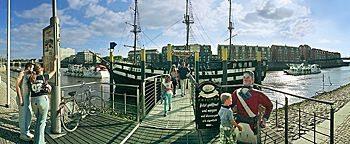 Pannekoekschip  Bremen