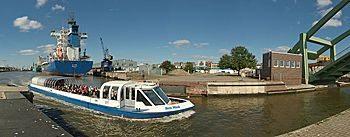 Hafenrundfahrt Bremerhaven