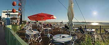 Strandcafe  Bremerhaven