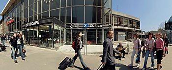 Bahnhofsvorplatz Köln