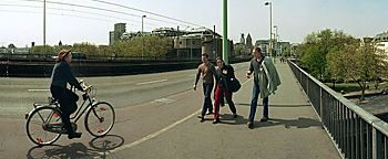 Deutzer-Brücke Köln