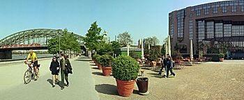 Kennedy-Ufer Köln
