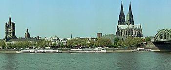 Köln am Rhein Köln