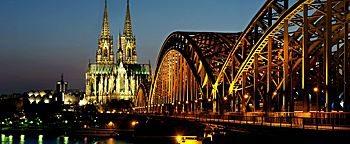 Köln Panorama Köln
