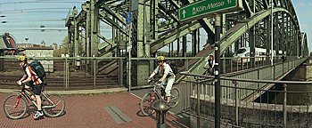 'Messeschnellweg' Köln