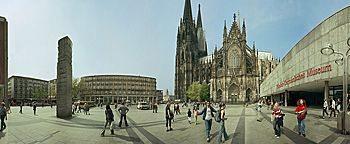 Roncalliplatz  Köln